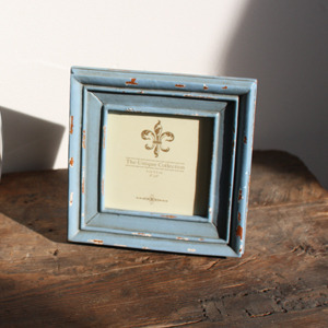 Photo frame SKY BLUE